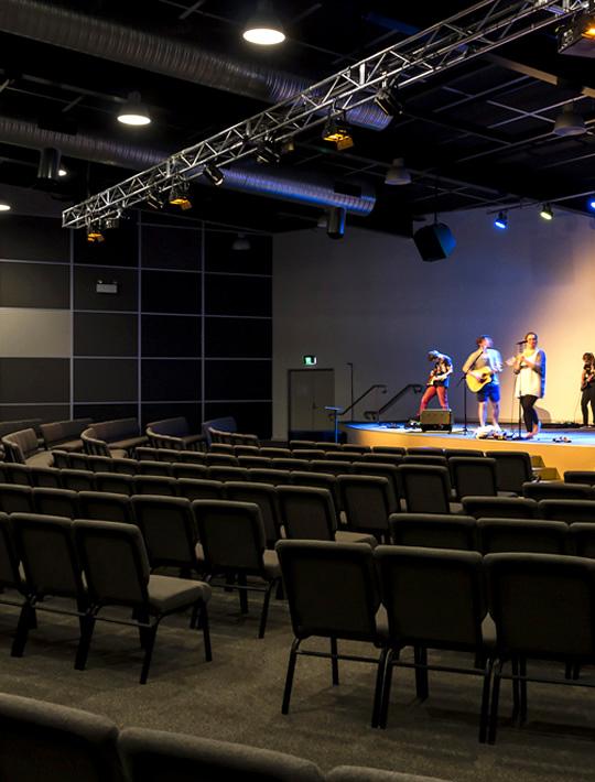 Acoustic Church